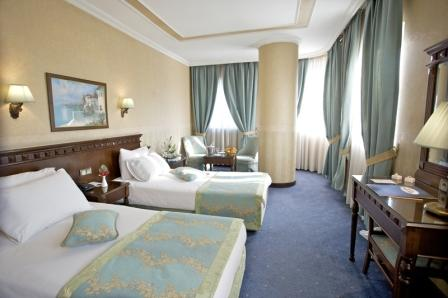 Hotel Bulvar Palas, Istanbul, Turkey, hostels with handicap rooms and access for disabilities in Istanbul