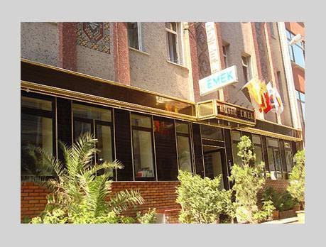 Hotel Emek, Istanbul, Turkey, hostels, lodging, and special offers on accommodation in Istanbul