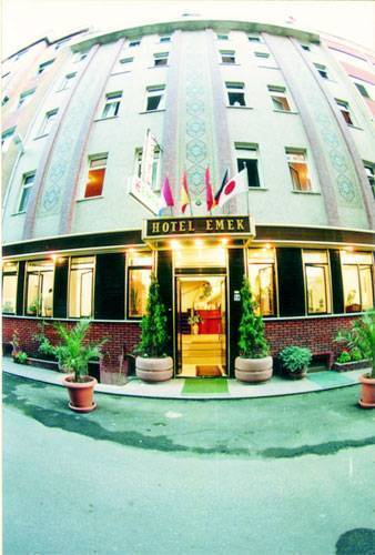 Hotel Emek, Istanbul, Turkey, Turkey hostels and hotels