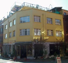 Hotel Park, Istanbul, Turkey, Turkey hostels and hotels