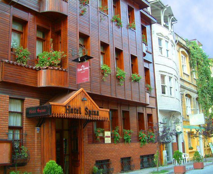 Hotel Spina, Sultanahmet, Turkey, Turkey bed and breakfasts and hotels