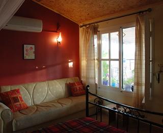 Kelebek Pension, Ayvalik, Turkey, cheap lodging in Ayvalik