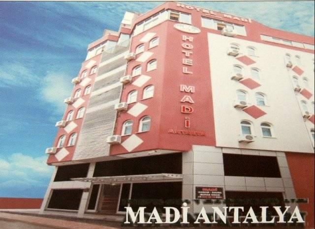 Madi Hotel Antalya, Antalya, Turkey, Turkey 旅馆和酒店