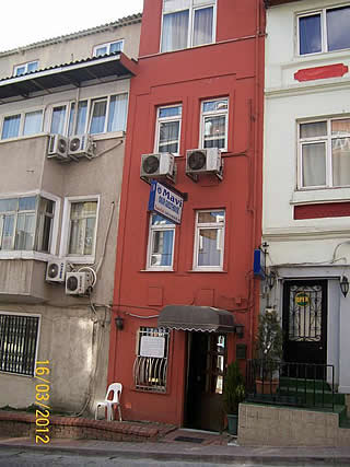 Mavi Onur Guesthouse, Istanbul, Turkey, Turkey bed and breakfasts and hotels