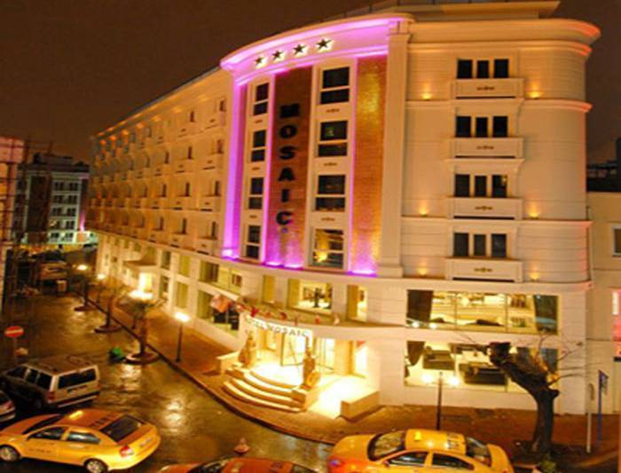 Mosaic Hotel, Istanbul, Turkey, Turkey hostels and hotels