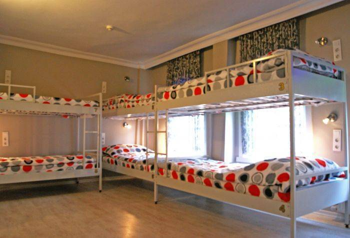 Old City Hostel, Sultanahmet, Turkey, safest bed & breakfasts and hotels in Sultanahmet