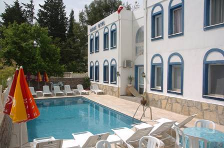 Otel Mars, Bodrum, Turkey, Turkey hostels and hotels