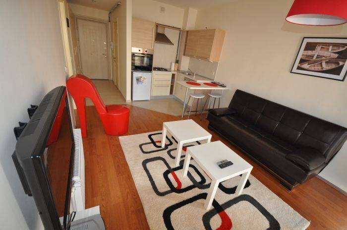 Rental House Istanbul Halkali3, Istanbul, Turkey, how to spend a holiday vacation in a hostel in Istanbul