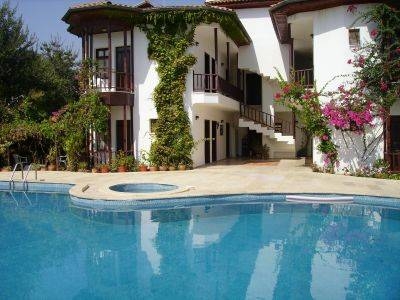 The Sandybrown Hotel, Dalyan, Turkey, Turkey hostels and hotels