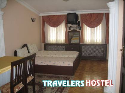 Travelers Hostel, Istanbul, Turkey, book your getaway today, hostels for all budgets in Istanbul