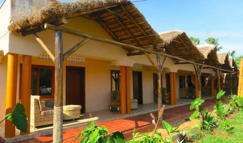 Gorilla African Guest House -  Entebbe, bed and breakfast bookings 56 photos