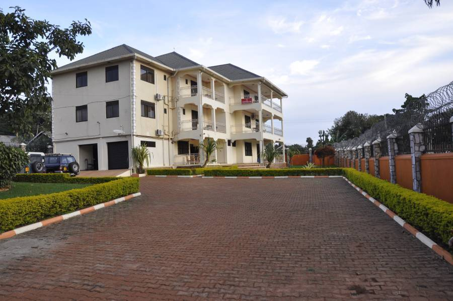 Frontiers Inn Guest House, Entebbe, Uganda, Uganda hostels and hotels