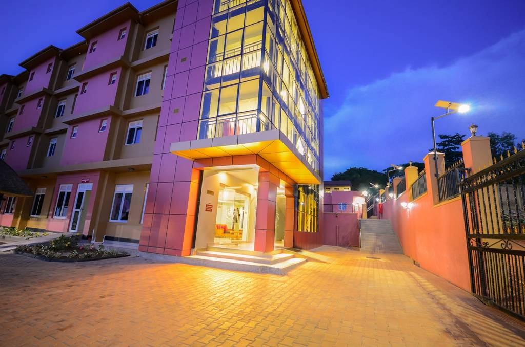 Nyumbani Hotel, Kampala, Uganda, search for hostels, low cost hotels B&Bs and more in Kampala