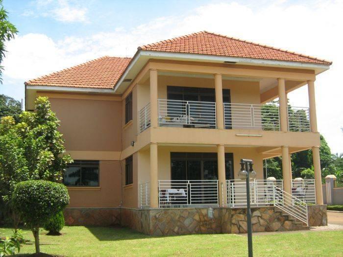 Sahel Suites, Kampala, Uganda, Uganda giường ngủ và bữa ăn sáng và khách sạn