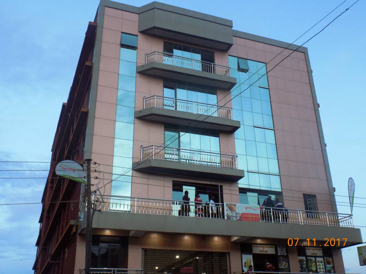 Vaperse Hotel, Kampala, Uganda, Uganda hostels and hotels