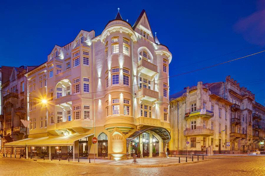 Atlas Deluxe Hotel, L'viv, Ukraine, Ukraine bed and breakfasts and hotels