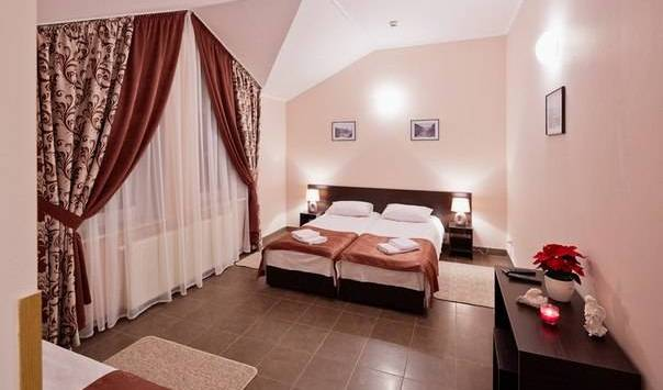 Sleep Hotel - Get cheap hostel rates and check availability in Dublyany 1 photo