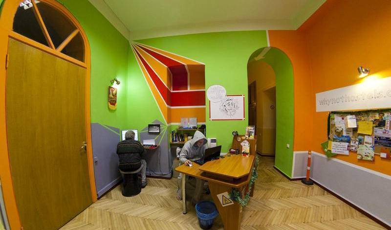 Why Not Hostel Kiev - Search available rooms and beds for hostel and hotel reservations in Kiev 14 photos