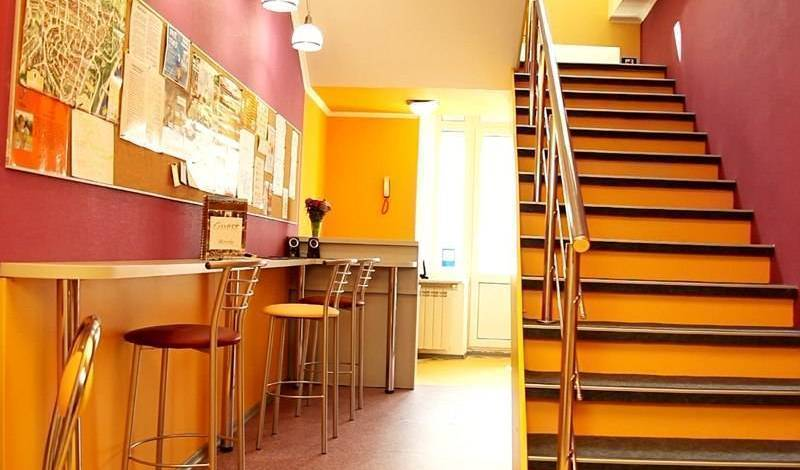 ZigZag Hostel - Search available rooms and beds for hostel and hotel reservations in Kiev 33 photos