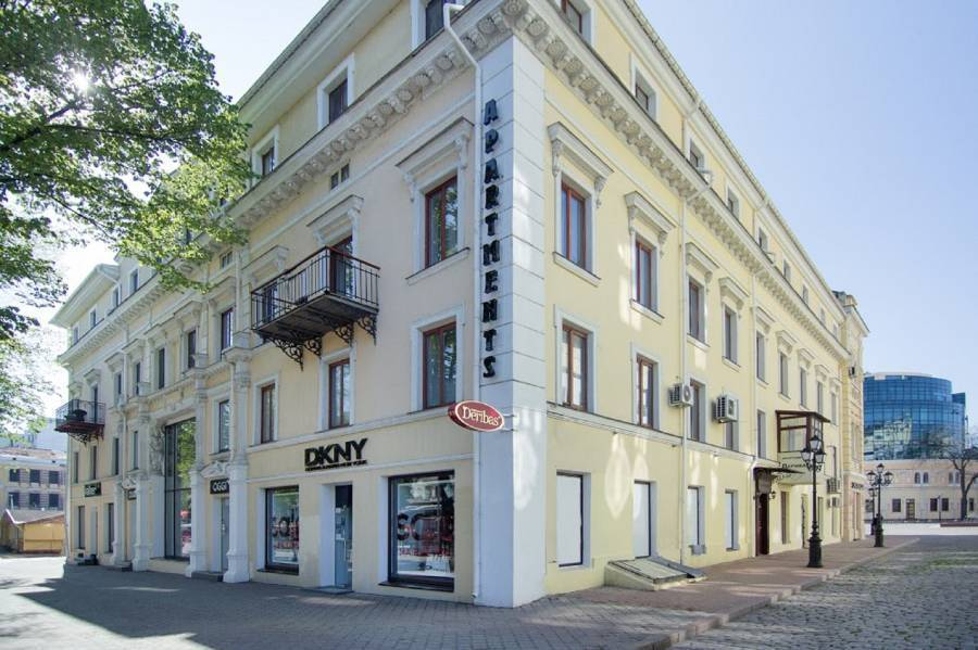 Hotel Deribas, Odesa, Ukraine, Ukraine hostels and hotels
