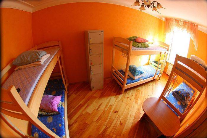 Kiev Central Station Hostel, Kiev, Ukraine, Ukraine hostels en hotels