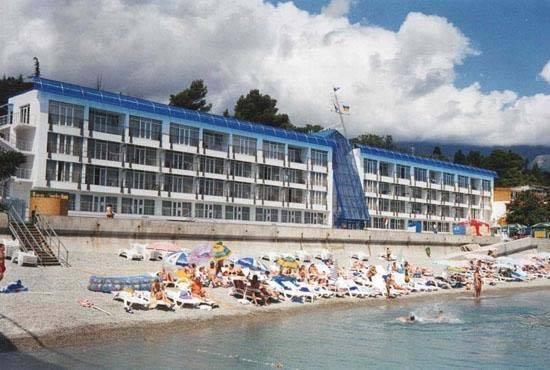 Levant Krasotel, Yalta, Ukraine, Ukraine hostels and hotels