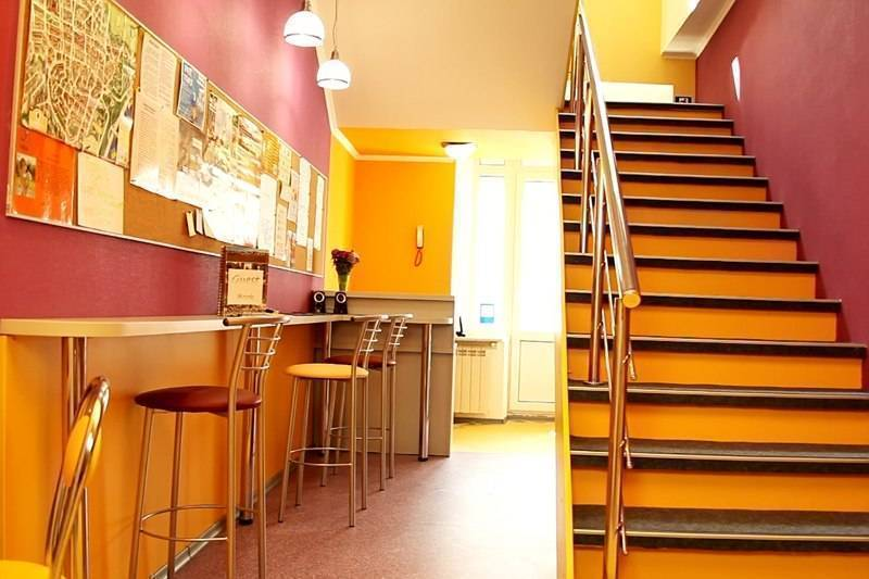 ZigZag Hostel, Kiev, Ukraine, Ukraine hostels and hotels