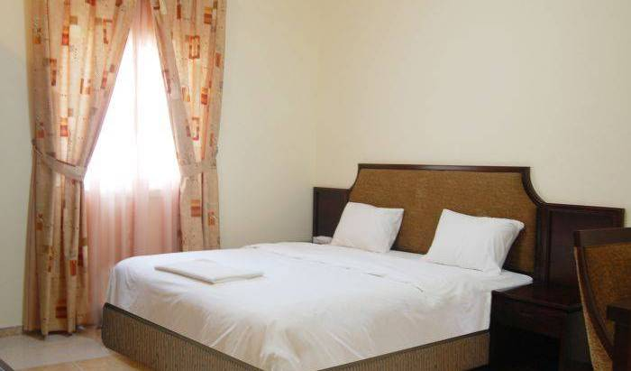 Habib Hotel Apartments -  Al Rumailah, bed and breakfast bookings 4 photos