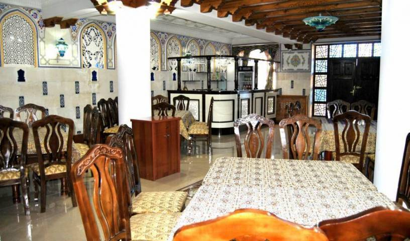 Hotel Ziyobaxsh - Search for free rooms and guaranteed low rates in Buxoro, cheap hostels 2 photos