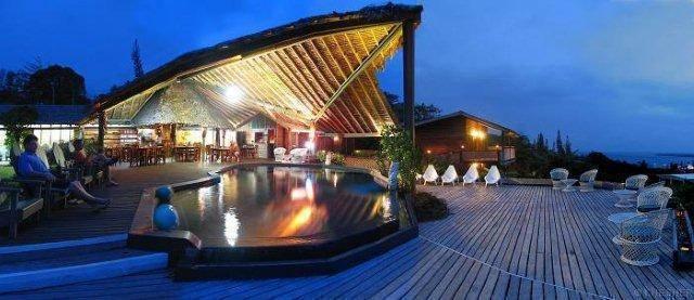 Deco Stop Lodge, Luganville, Vanuatu, Vanuatu 호스텔 및 호텔