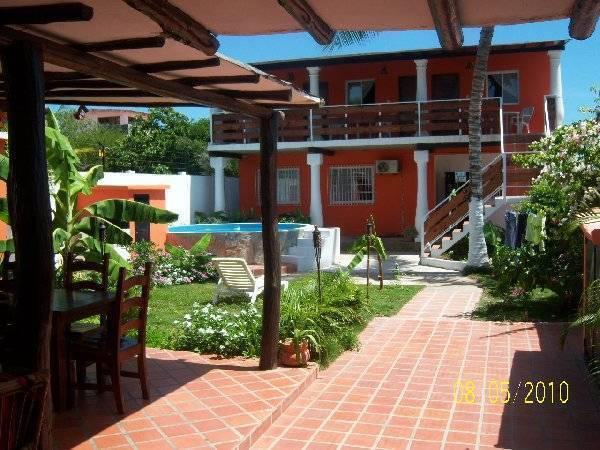 Posada Casa Rosa, Playa El Agua, Venezuela, bed & breakfasts near beaches and ocean activities in Playa El Agua