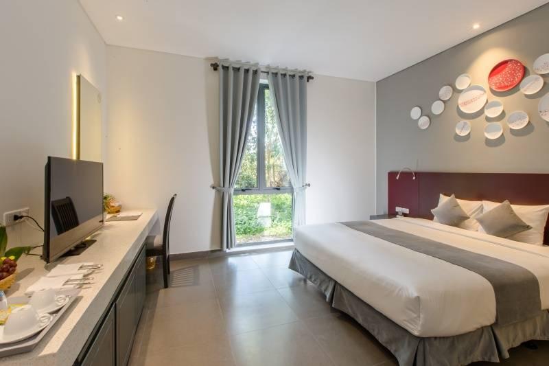 Alba Hot Springs Resort, Hue, Viet Nam, Viet Nam vandrarhem och hotell