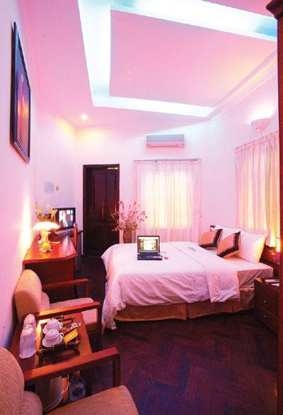 Apt - EZ Holiday Hotel, Ha Noi, Viet Nam, best ecotels for environment protection and preservation in Ha Noi