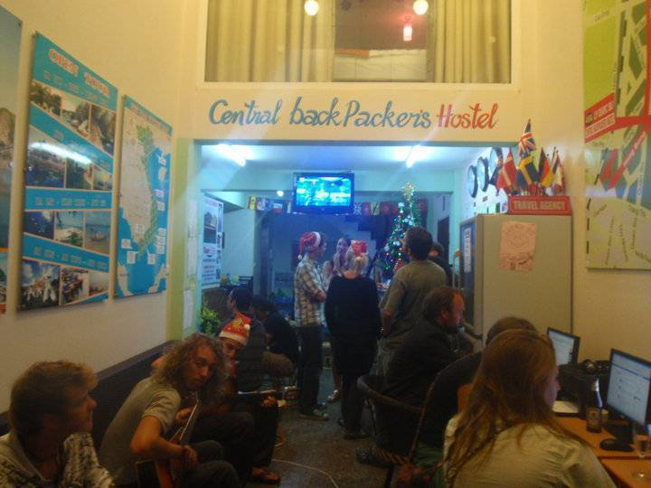 Central Backpackers Hostel, Ha Noi, Viet Nam, hostels and music venues in Ha Noi
