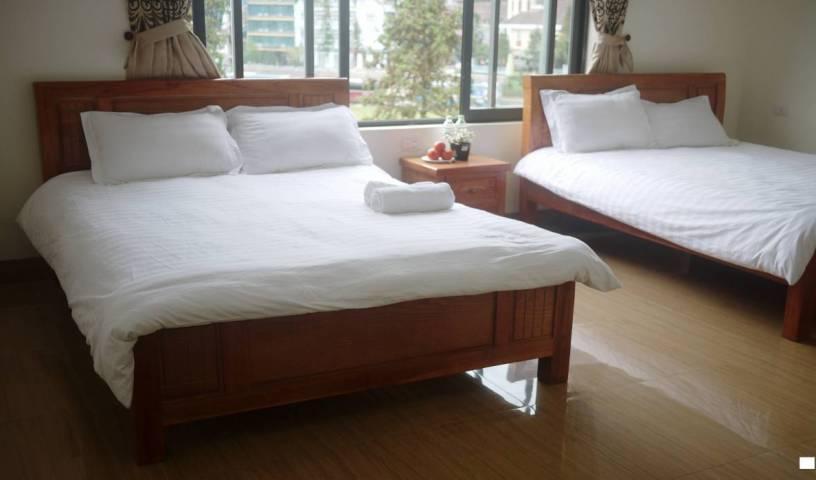 Hoang Anh Sapa Hotel -  Sa Pa, cheap bed and breakfast 7 photos