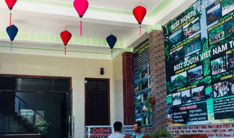 Phong Nha Bff Homestay, cheap hostels 20 photos