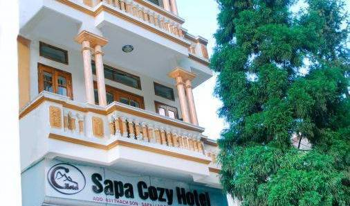 Sapa Cozy Hotel -  Sa Pa 10 photos