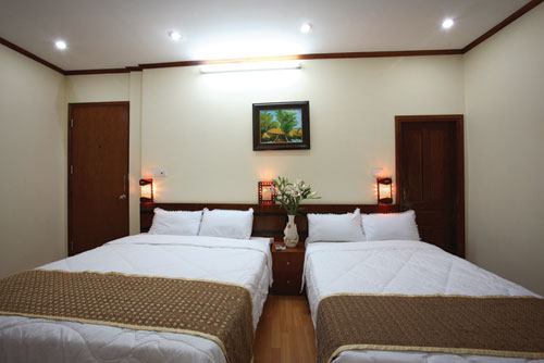 Democracy Hotel, Ha Noi, Viet Nam, view and explore maps of cities and bed & breakfast locations in Ha Noi