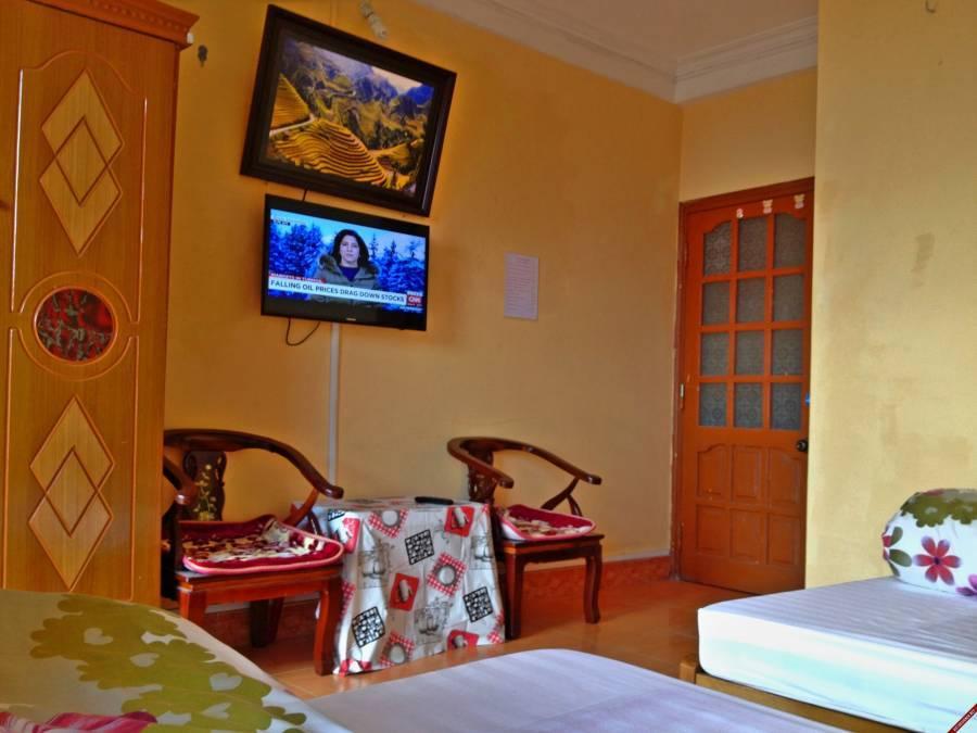 Enjoy Sapa Hostel, Sa Pa, Viet Nam, Store besparelser på senga & Frokoster på destinasjoner over hele verden i Sa Pa
