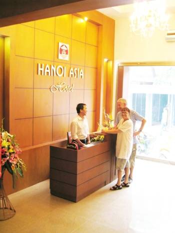 Hanoi Asia Hotel, Ha Noi, Viet Nam, Viet Nam bed and breakfasts och hotell