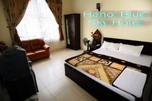 Hanoi Blue Sky Hotel, Ha Noi, Viet Nam, backpacking and cheap lodging in Ha Noi