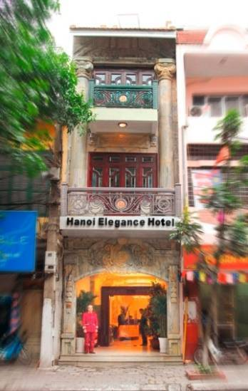 Hanoi Elegance 3 Hotel, Ha Noi, Viet Nam, bed & breakfasts with air conditioning in Ha Noi