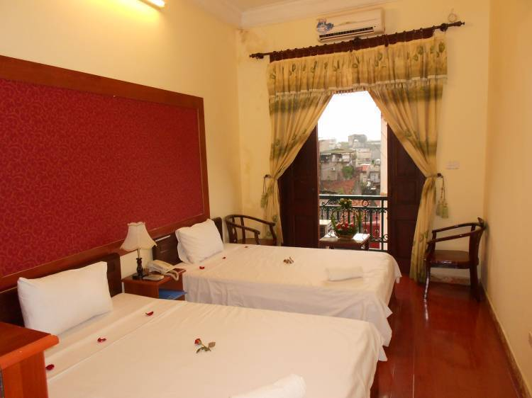 Hanoi Old Quarter Cyclo Hotel, Ha Noi, Viet Nam, Viet Nam hostels and hotels