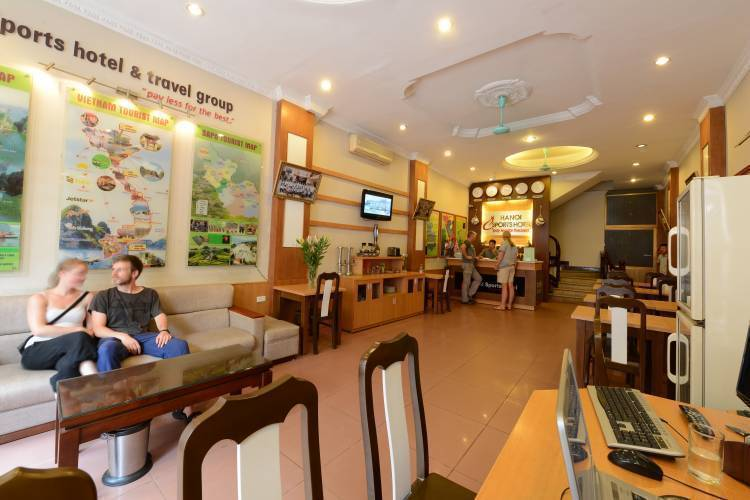 Hanoi Sports Hotel, Ha Noi, Viet Nam, Viet Nam hostels and hotels