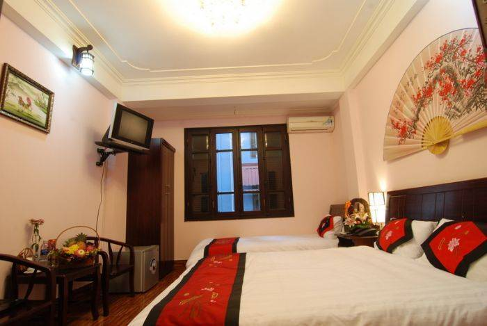 Hanoi Youth Hostel, Ha Noi, Viet Nam, Viet Nam hostels and hotels