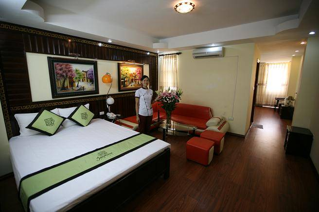 Jasmine Hotel, Ha Noi, Viet Nam, experience living like a local, when staying at a bed & breakfast in Ha Noi