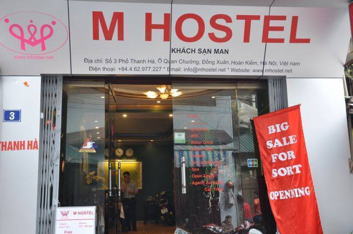 M Hostel, Ha Noi, Viet Nam, Viet Nam hostels and hotels