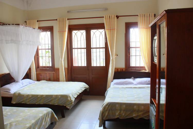 Namviet Hostel, Da Lat, Viet Nam, how to book a bed & breakfast without booking fees in Da Lat