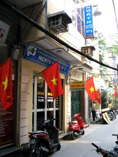 North Hotel No. 2, Ha Noi, Viet Nam, Viet Nam bed and breakfasts and hotels
