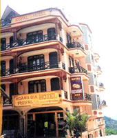Royal Hotel, Sa Pa, Viet Nam, Viet Nam bed and breakfasts and hotels